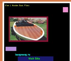 Glen L Wooden Boat Plans 165039 - The Best Image Search