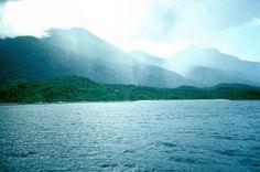Lake Tanganyika, Africa-- The longest Freshwater lake in the world, extends 680 km along Tanzania's  western border