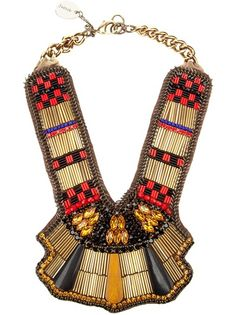 SVEVA COLLECTION - Timbuktu necklace 1