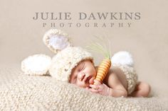 Crochet Fluffy Cream Baby Bunny Set - Hat and Diaper cover - Spring Easter Photo Prop - made to order