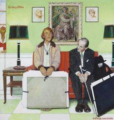 Norman Rockwell - Art Portfolio Presentation