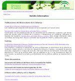 Boletín Informativo nº 12: Cifras y datos, una nueva sección de la página Web del Observatorio de la Infancia en Andalucía