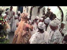 Olubajé 2011 Orossi - Rum de Obaluaye no Olubajé -   Toluaye Jose antonio
