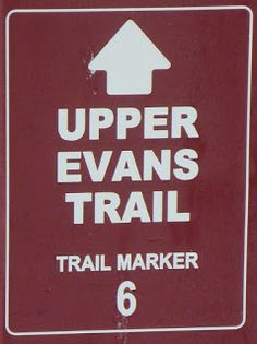 Upper Evans Trailhead