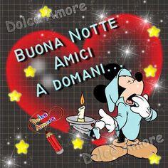 Buona notte amici, a domani #buonanotte a domani