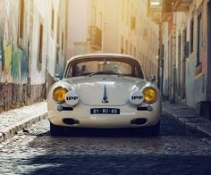 What an awesome Porsche 356 / Classic Cat / Oldtimer / Ralley
