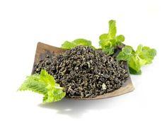 Moroccan Mint Green Tea - I like mint tea    TASTE  :-)         SMELL  :-)