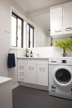 - washing machine inside bathroom is intriguing, not sure why it's popular outside of Singapore - possibly due to existing waterproofing in bathroom?