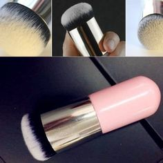 Beauty Essentials Beauty & Health 1pc Transparent Silicone Makup Puff Liquid Cosmetic Bb Cream Face Foundation Make Up Sponge Puff Beauty Essentials Makeup Tool Finely Processed
