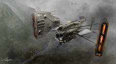 Concept spaceship designs by Mike Kim Spaceship Design, Spaceship Concept, Concept Ships, Concept Art, Spaceship Art, Steampunk Movies, Steampunk Gadgets, Steampunk Festival, Futuristic Cars