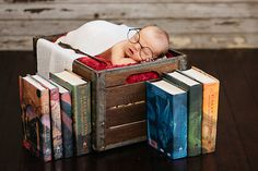 Photo from Harrison | 7 Days New collection by Chynne Sue Photography: Harry Potter themed newborn session