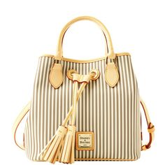 More Stripes from Dooney and Bourke