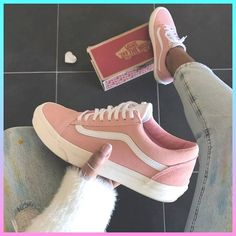 Sneakers have already been an element of the world of fashion for more ·  Pink Vans ... fe321661f