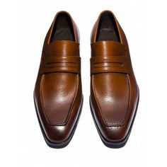 HADLEIGH'S The Jerry Leather Loafer