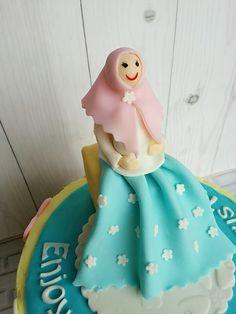 Moslem Figurin Sweet Cakes, Fondant, Aurora Sleeping Beauty, Disney Princess, Disney Characters, Fondant Icing, Disney Princes, Disney Princesses, Disney Face Characters