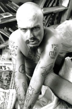 GG Allin died 20 years ago today.