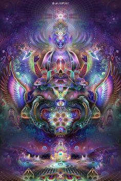 Sky Diamonds – Third Eye Tapestries
