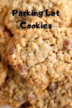 Shortbread with Cook Expert - HQ Recipes Cookies With Rice Krispies, Crispy Cookies, Rice Krispie Treats, No Bake Cookies, Yummy Cookies, Baking Cookies, Chocolate Chip Oatmeal, Oatmeal Cookies, Chocolate Chips