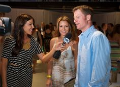 2013 Dale Jr. and Amy - Catwalk for a Cause