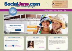 Web Sites Seek to Help Women Find Friends - NYTimes.com