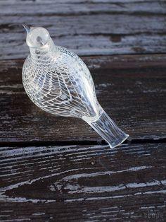 Birds by Toikka Mediator Dove iittala