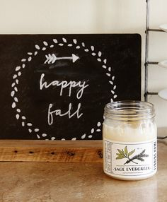 Sage Evergreen Finding Home Farms Candle-My favorite scent for the holidays.A hint of sage.A hint of evergreen.A whole lot of wonderful.Comes in a glass container with a beautiful hand-scripted label in a 24 oz. size.