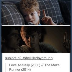 ITS JUST THE AMAZING SANGSTER POINTING TO THE SKY FINGER THING!