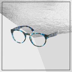 Lunettes de vue CHANEL CH 3359 1606 49 20 Femme Tweed bleu Arrondie Cerclée  Tendance 49mmx20mm 212€ 30db9340f31b