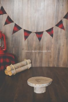 Lumberjack | cake smash | DIY | banner | cake stand | birch wood | lantern | Lexington SC | South Carolina | Photographer | Photography