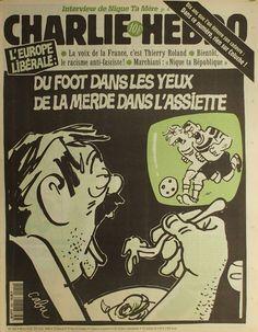 Charlie Hebdo - # 209 - 19 Juin 1996 - Couverture : Cabu