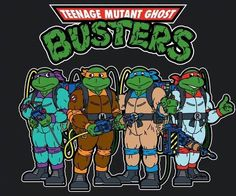 Turtlebusters! Absolutely brilliant XD