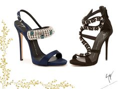 Giuseppe Zanotti Spring and Summer 2015 Shoes
