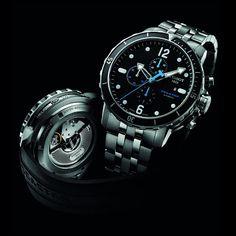 OceanicTime: TISSOT Seastar 1000