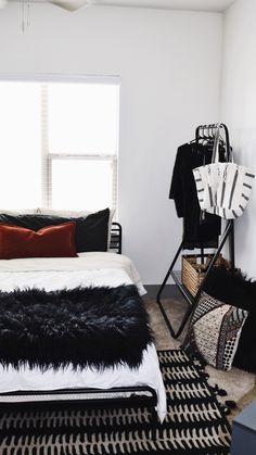 designer: Madison McNair  #bedrooms #minimalistbedroom