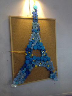 Projet Classe bleue d'une école maternelle de Paris XV