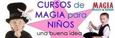 MAgia para niños en Madrid: Talleres y cursos