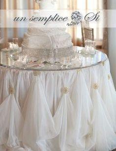 98 best table skirts images head tables ideas party tablecloths rh pinterest com