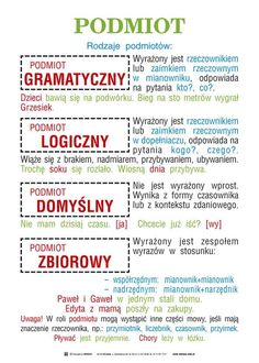 School Motivation, Study Motivation, Teaching English, Learn English, Polish To English, Polish Language, Language And Literature, Language School, Eighth Grade