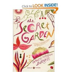 Embroidered Book Covers! The Secret Garden (Penguin Threads Deluxe Edition)