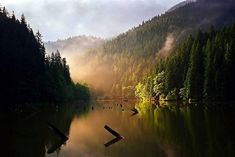 Gyilkos tó (Killer Lake) Transilvania
