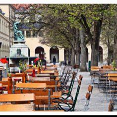 Munich, Germany. Springtime!