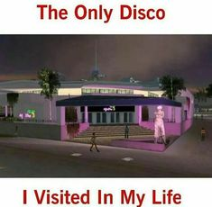 Only 90s kids will member - Grand Theft Auto Vice City