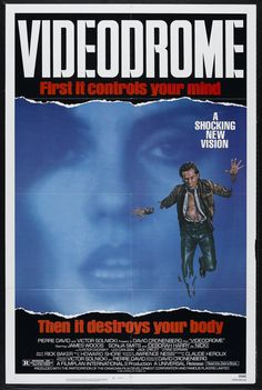 """Videodrome"" by David Cronenberg"