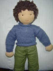 Skip to my Lou...blog with links to handmade doll patterns and tutorials