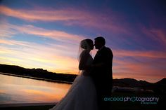 Whitney and Jared - Wedding at The Lake Club, South Shore Las Vegas, Las Vegas Event and Wedding Photographer Lake Las Vegas, Wedding Photos, Wedding Day, Creative Photos, Beautiful Sunset, Pretty Pictures, Wedding Photography, Photography Ideas, Bride