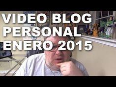 Video Blog Personal - Salud, Sleep Apnea, Familia y Youtube