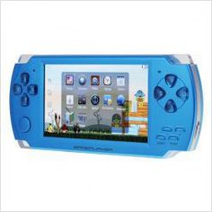 P80+ 4.3-inch 4GB 1080P HD MP5 Player 3D Game/ Flash Touch Screen Game / Camera on eBid United States