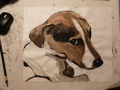 Riki Moose Art, Painting, Animals, Animales, Animaux, Painting Art, Paintings, Animal, Animais