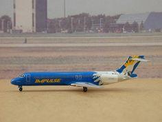 Impulse Airlines B717-2BD