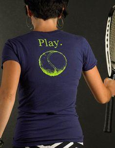 12 Best Tennis T Shirt Designs Images Shirt Designs Tennis Shirts